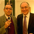 The Rt Hon Michael Howard, Leader of the Conservative Party, in London