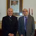HE Abp Gabriele Giordano Caccia, Apostolic Nuncio
