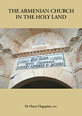 Image of Armenian Church in the Holy Land Book Cover